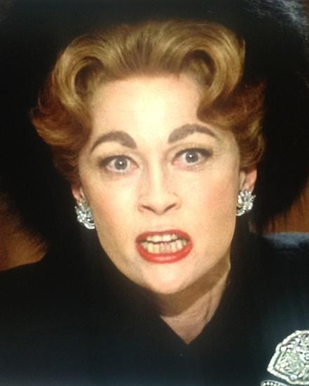 Joan Crawford in Mommie Dearest (1981)