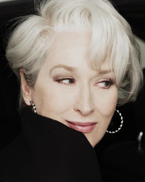 Miranda Priestly in The Devil Wears Prada (2006)