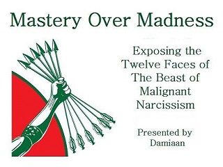 Exposing Malignant Narcissism - Mastery Over Madness - Course Cover